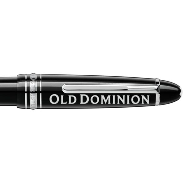 Old Dominion Montblanc Meisterstück LeGrand Ballpoint Pen in Platinum - Image 2