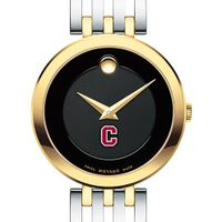 Colgate University Women's Movado Esparanza Two-Tone Museum with Bracelet