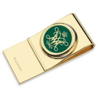 College of William & Mary Enamel Money Clip