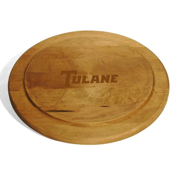 Tulane Round Bread Server - Image 1