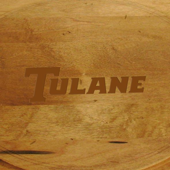 Tulane Round Bread Server - Image 2