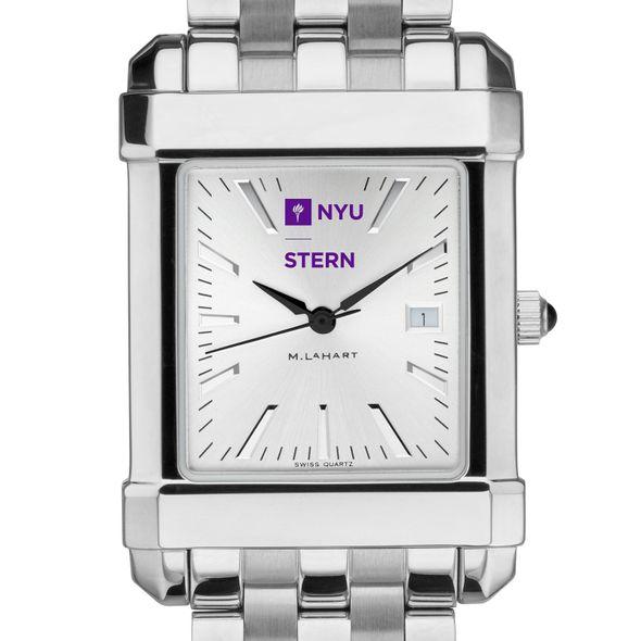 NYU Stern Men's Collegiate Watch w/ Bracelet - Image 1