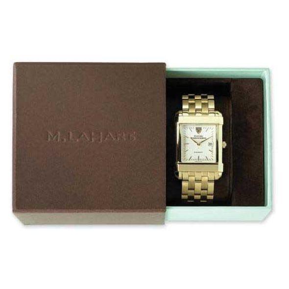 NYU Stern Men's Collegiate Watch w/ Bracelet - Image 4