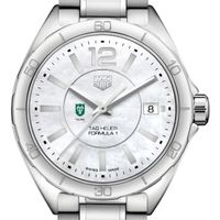 Tulane University Women's TAG Heuer Formula 1 with MOP Dial