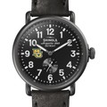 Marquette Shinola Watch, The Runwell 41mm Black Dial - Image 1