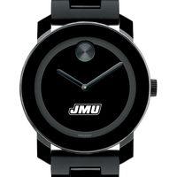 James Madison University Men's Movado BOLD with Bracelet