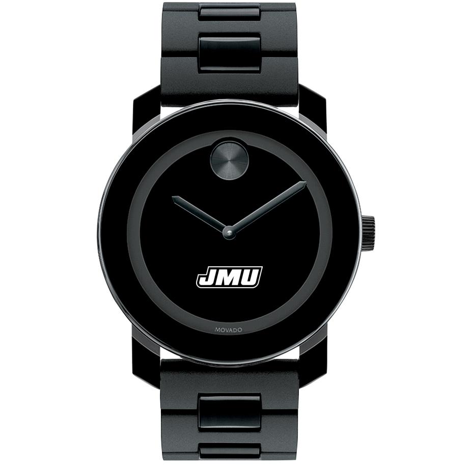 James Madison University Men's Movado BOLD with Bracelet - Image 2
