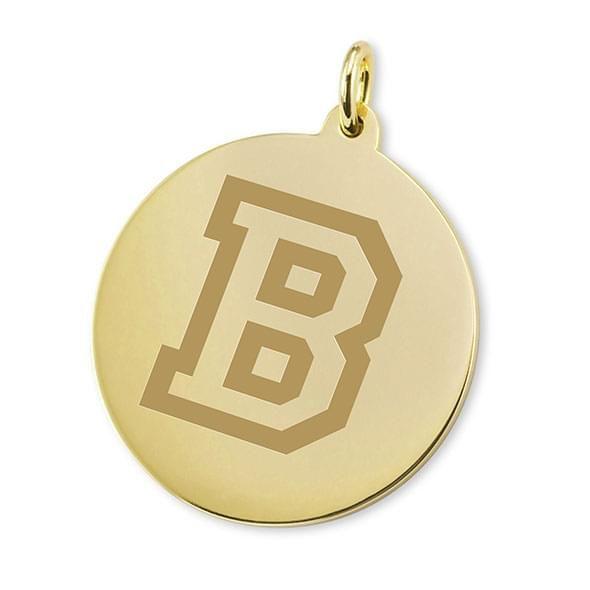 Bucknell 18K Gold Charm