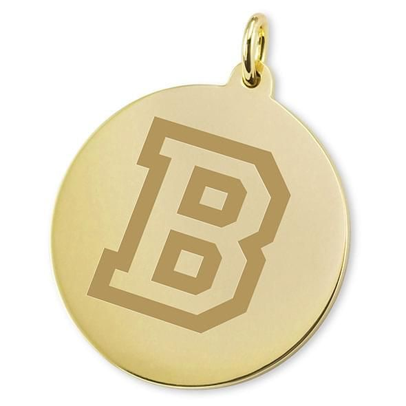 Bucknell 18K Gold Charm - Image 2