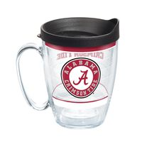 Alabama 16 oz. Tervis Mugs- Set of 4