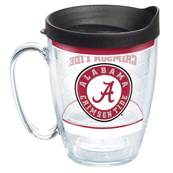 Alabama 16 oz. Tervis Mugs- Set of 4 - Image 2