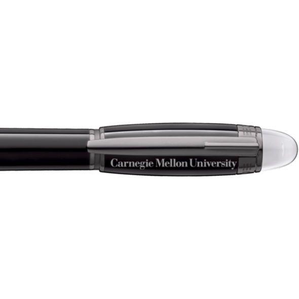 Carnegie Mellon University Montblanc StarWalker Fineliner Pen in Ruthenium - Image 2