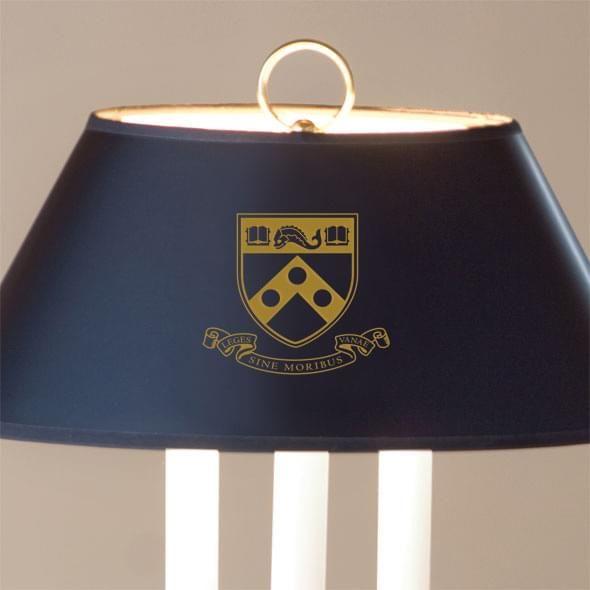 Wharton Lamp in Brass & Marble - Image 2