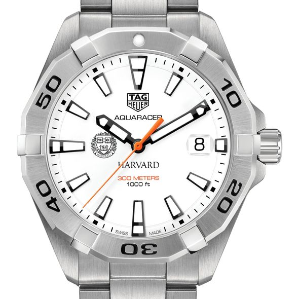 Harvard Men's TAG Heuer Steel Aquaracer