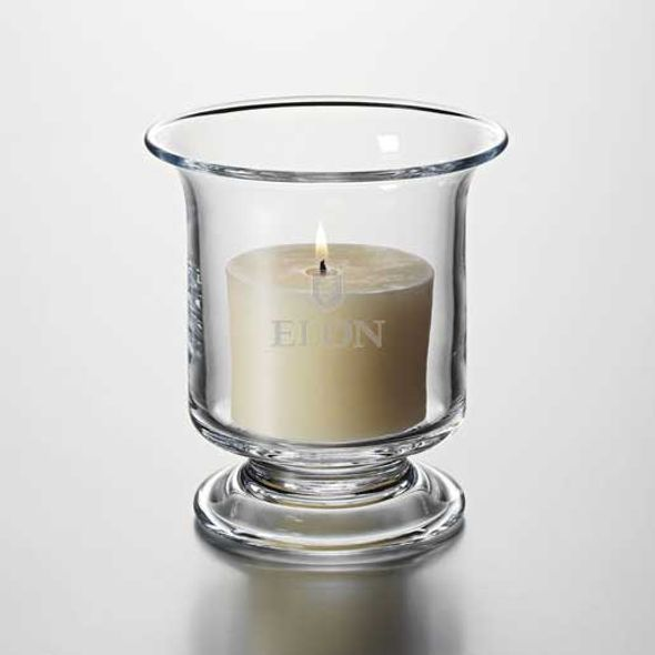Elon Hurricane Candleholder by Simon Pearce