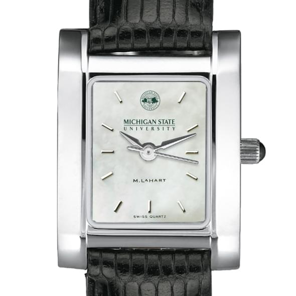 Michigan State Women's MOP Quad with Leather Strap