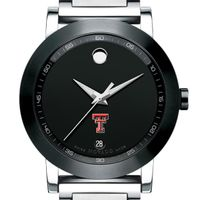 Texas Tech Men's Movado Museum Sport Bracelet