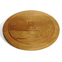 University of Arizona Round Bread Server