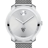 WashU Women's Movado Stainless Bold 36