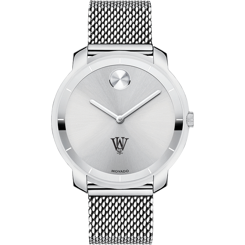 WUSTL Women's Movado Stainless Bold 36 - Image 2