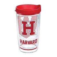 Harvard 16 oz. Tervis Tumblers - Set of 4