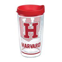 Harvard 16 oz. Tervis Tumblers - Set of 4