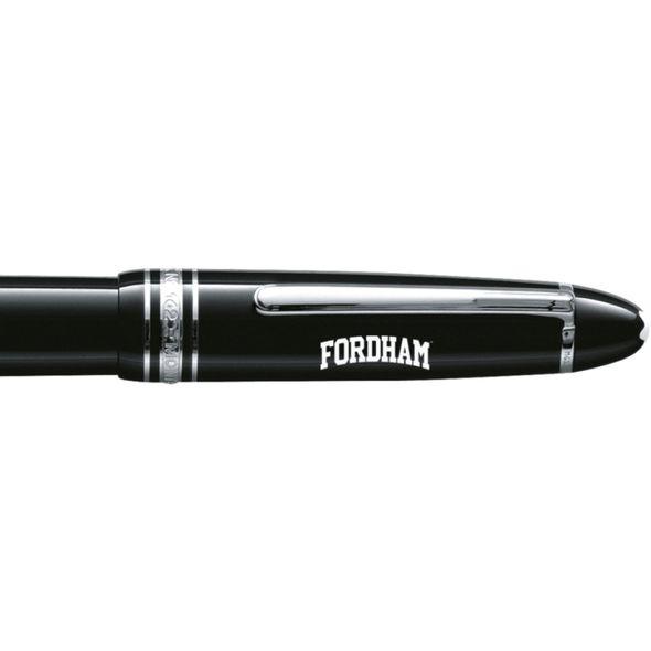 Fordham Montblanc Meisterstück LeGrand Rollerball Pen in Platinum - Image 2