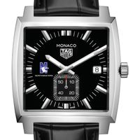 Northwestern University TAG Heuer Monaco with Quartz Movement for Men