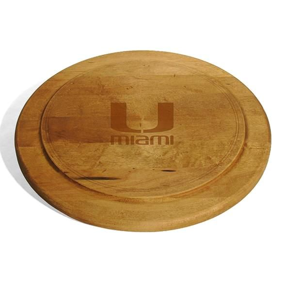 Miami Round Bread Server - Image 1