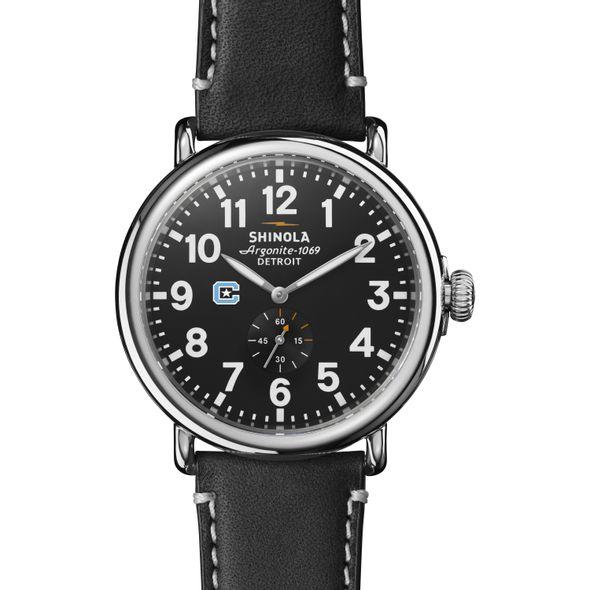 Citadel Shinola Watch, The Runwell 47mm Black Dial - Image 2
