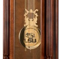LSU Howard Miller Grandfather Clock - Image 2