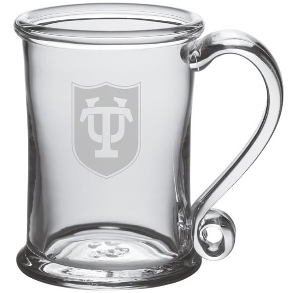 Tulane Glass Tankard by Simon Pearce - Image 1