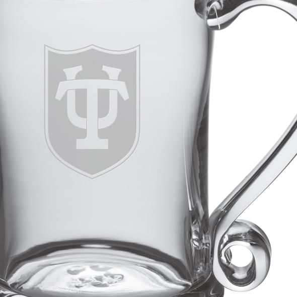 Tulane Glass Tankard by Simon Pearce - Image 2