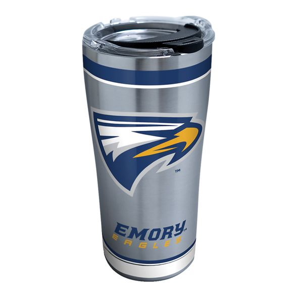 Emory 20 oz. Stainless Steel Tervis Tumblers with Hammer Lids - Set of 2 - Image 1
