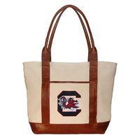 South Carolina Needlepoint Tote