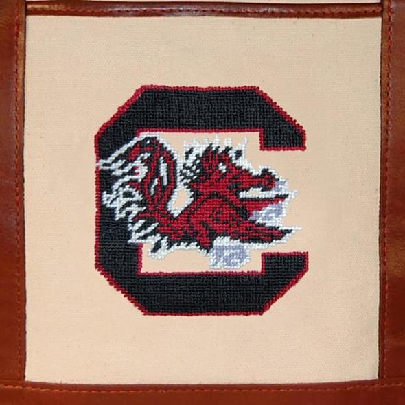 South Carolina Needlepoint Tote - Image 3