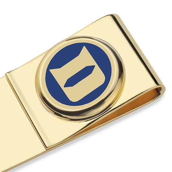 Duke University Enamel Money Clip - Image 2