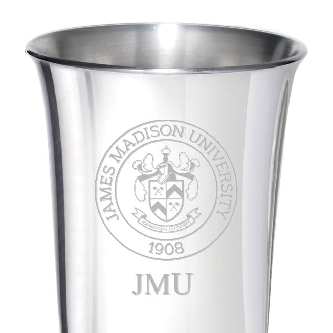 James Madison Pewter Jigger - Image 2