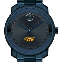 Virginia Commonwealth University Men's Movado BOLD Blue Ion with Bracelet
