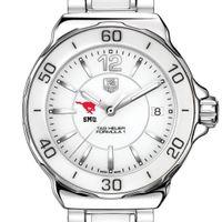 SMU Women's TAG Heuer Formula 1 Ceramic Watch