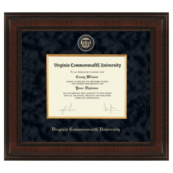 VCU Diploma Frame - Excelsior - Image 1