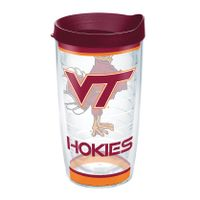 Virginia Tech 16 oz. Tervis Tumblers - Set of 4