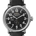 NYU Stern Shinola Watch, The Runwell 47mm Black Dial - Image 1