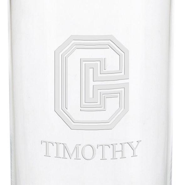 Colgate Iced Beverage Glasses - Set of 4 - Image 3