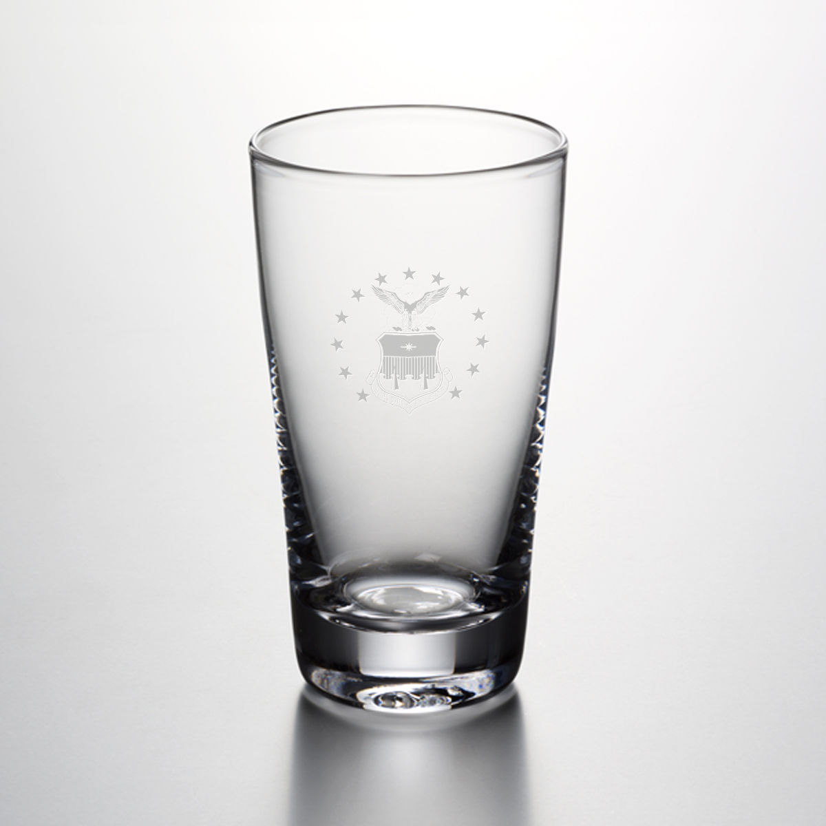 USAFA Pint Glass by Simon Pearce