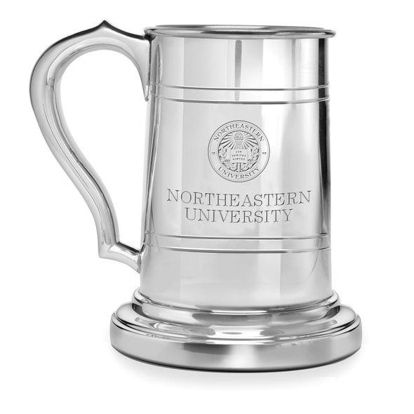 Northeastern Pewter Stein - Image 1