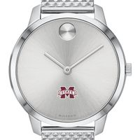 Mississippi State Women's Movado Stainless Bold 35