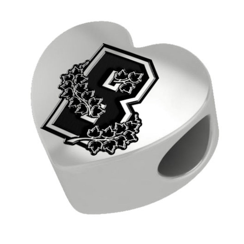 Brown Heart Shaped Bead - Image 2