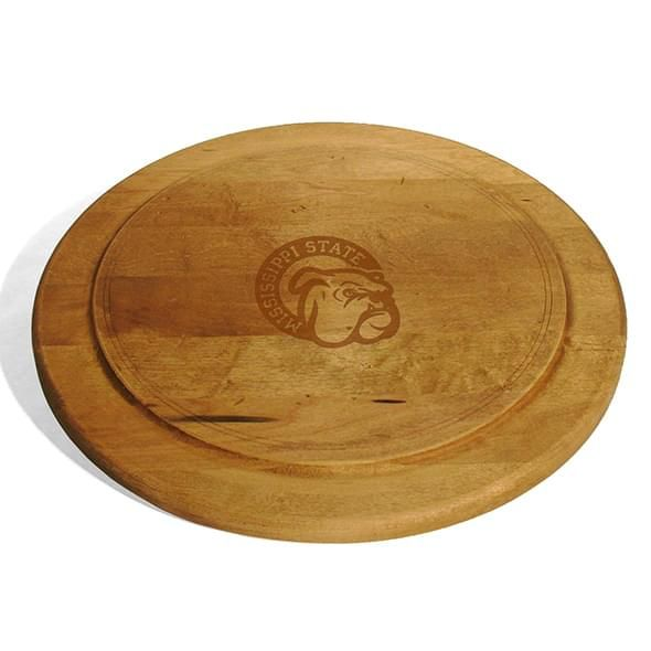 Mississippi State Round Bread Server - Image 1