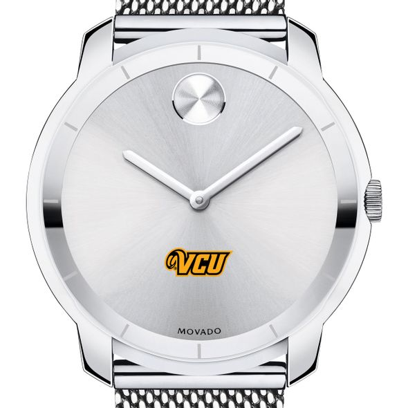 Virginia Commonwealth University Men's Movado Stainless Bold 44